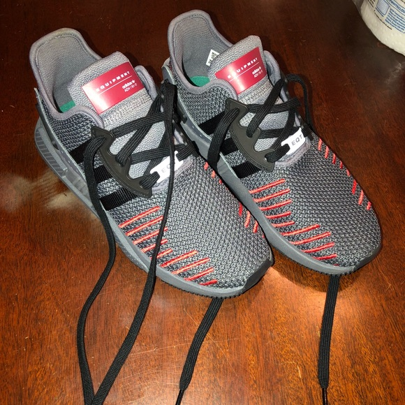 release date: 26949 10f4c Womens Adidas EQT Cushion ADV Sneakers(Customized)